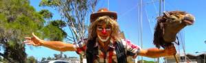 Clown Under!