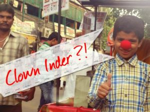 Clown Inder